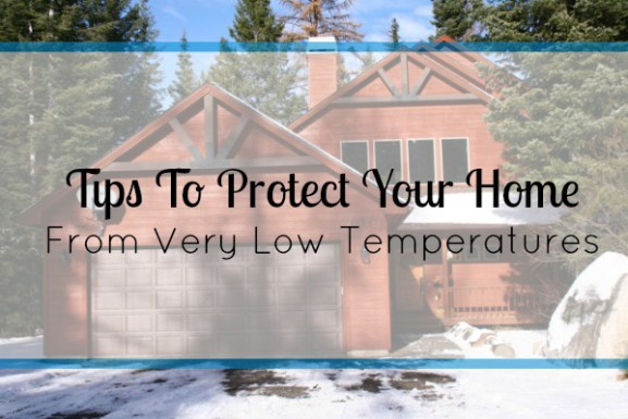 5 Tips to Protect Your Home from Very Low Temperatures