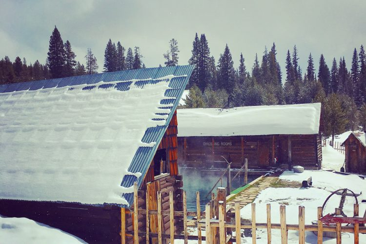 House Hunting During Spring Break in McCall Idaho