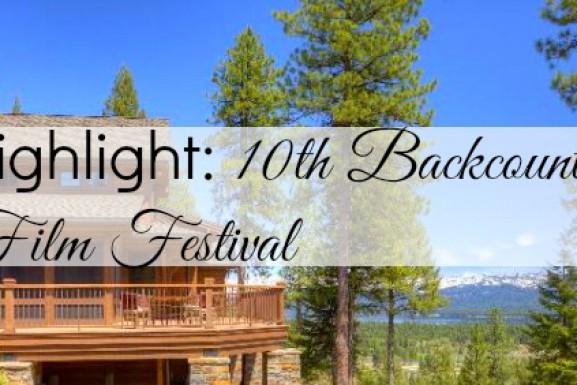 Highlight: 10th Backcountry Film Festival