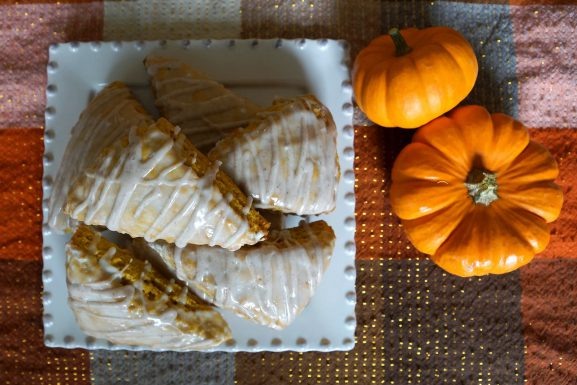 McCall's 5 Pumpkin Recipes for October