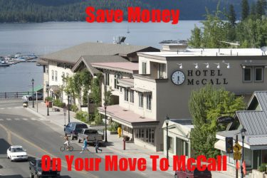 Save Money on Your Move to McCall