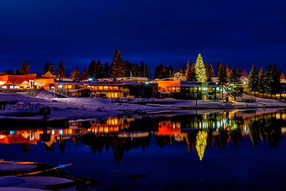 The Holiday Season in McCall