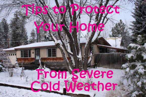 Tips To Protect Your McCall Home From Severe Cold Weather