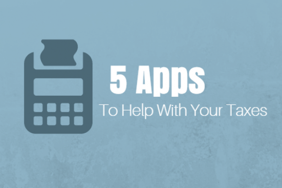 5 Apps To Help You With Your Taxes