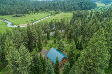 4552 N Hwy 95, New Meadows, Idaho 83654