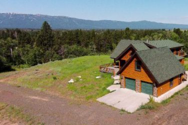 470 Gold Fork Road, Donnelly, ID 83615