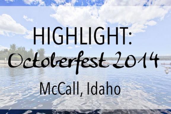Highlight: Oktoberfest