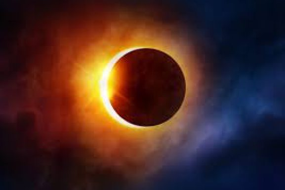 Solar Eclipse in Valley County