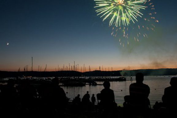 4th of July in McCall