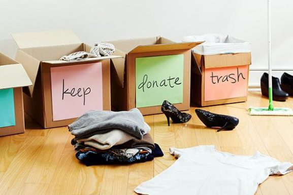 Make De-cluttering Your McCall Home Easy