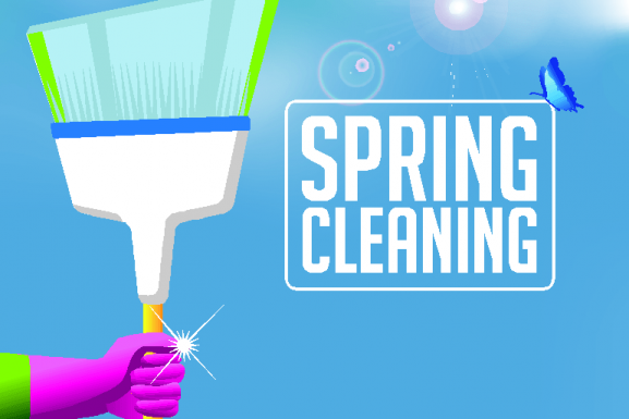 Your McCall Spring Cleaning Checklist